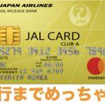 JALカードがやっと到着!カード申し込みから到着まで過去最長を記録しました。