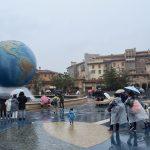 ショック!東京ディズニーシーの予定日が1日雨予報!雨の日のおすすめコースとは?
