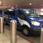 ロサンゼルス 空港(LAX)からカリフォルニアディズニーへの移動手段、スーパーシャトルはオススメなのか!?予約方法からシャトル乗り場、乗車体験を解説!