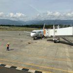 信州まつもと空港からJAL2272便に乗って大阪の伊丹空港へ!JALマイルでの予約方法や長野から松本空港までの行き方について解説